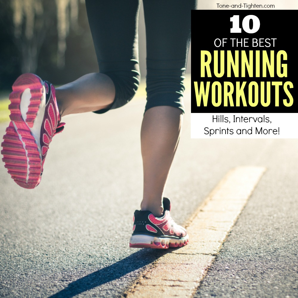 best workouts for runners hills intervals