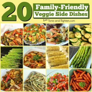 family friendly vegetable side dishes