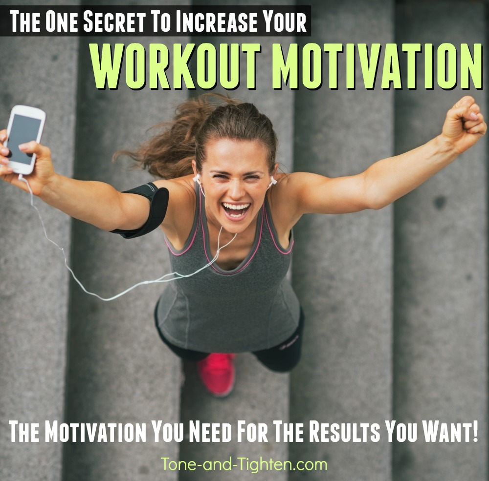 tip secret increase workout fitness motivation