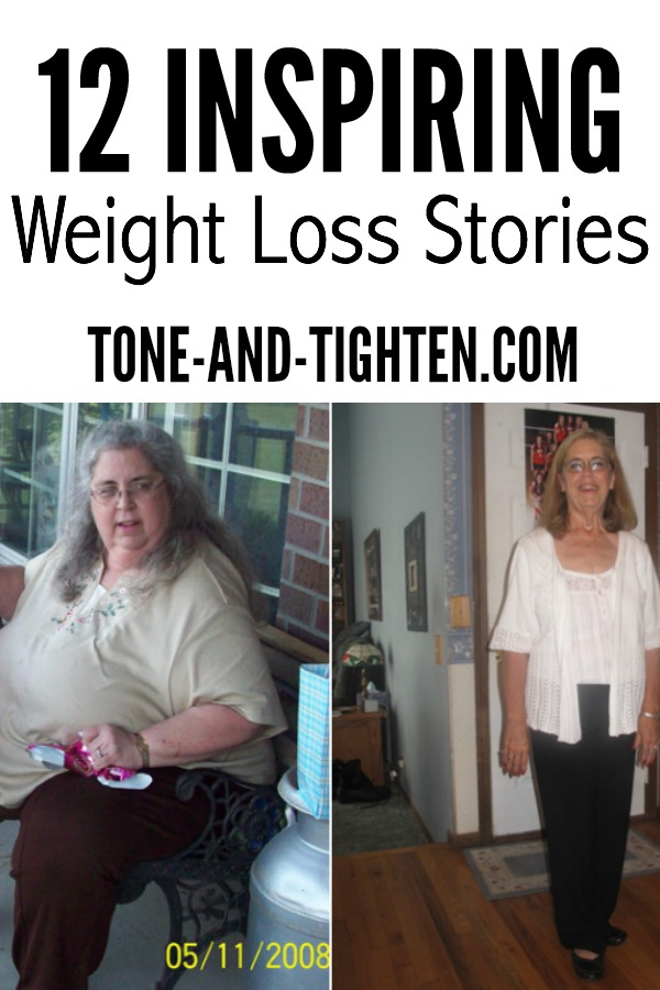 12 Inspiring Weight Loss Stories from Tone-and-Tighten