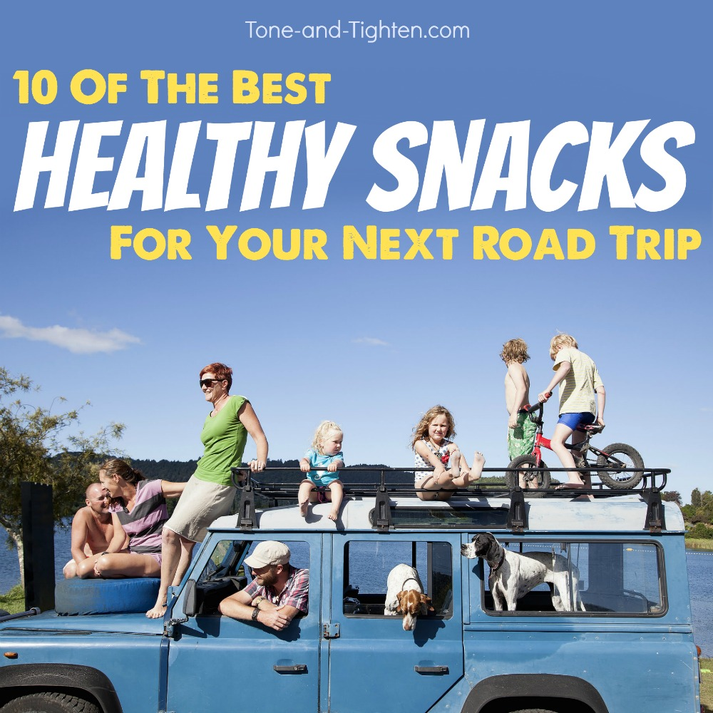 best healthy snack road trip car ride food diet