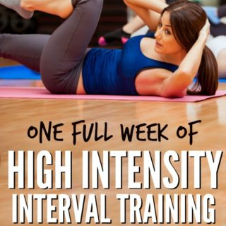 free at home hiit interval training workouts
