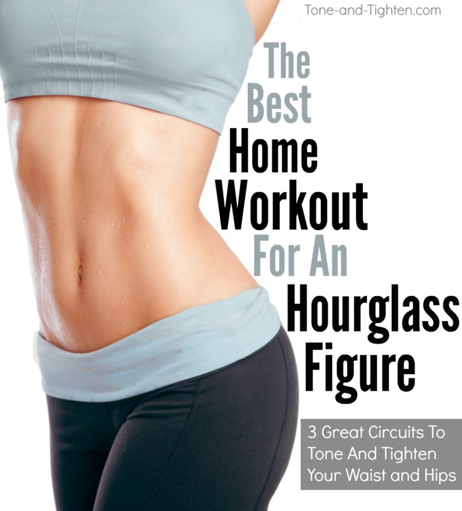 Best workout for hourglass figure | Tone and Tighten