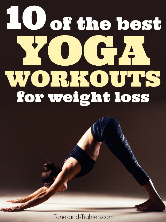 10 of the best at-home yoga workouts for weight loss, strength, and flexibility. Get the best flows from the best instructors!