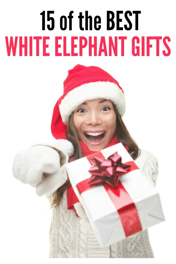 15 of the Best White Elephant Gifts | Tone and Tighten