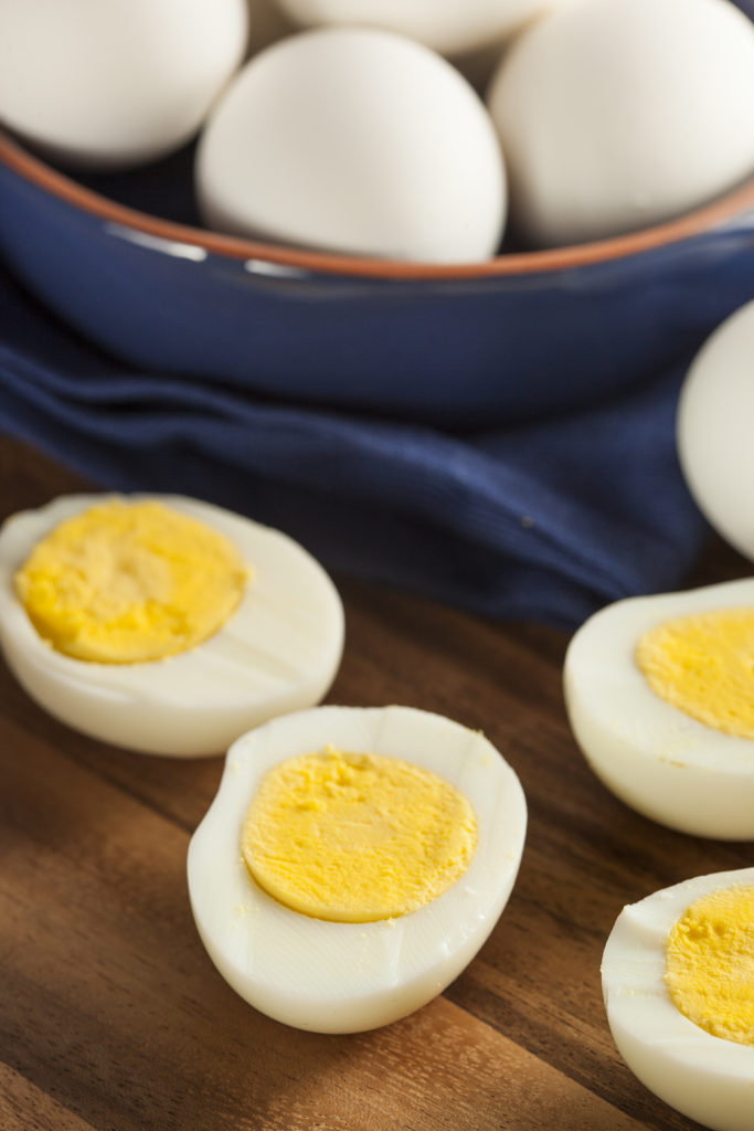 how to cook hard boiled eggs in instant pot