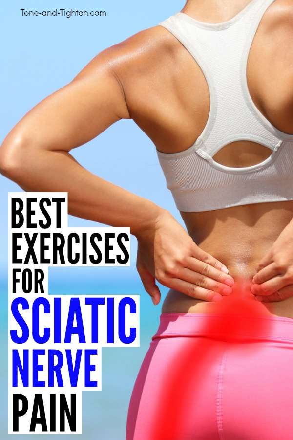 how to treat sciatic nerve pain - best exercises for sciatica