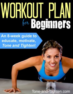 Workout Plan For Beginners Tone And Tighten 802x1024