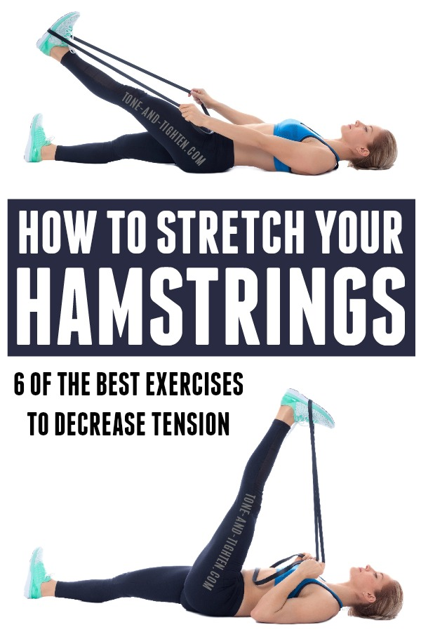 How to stretch your hamstrings - 6 of the best exercises you can do at home