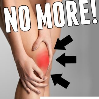 how to stop knee pain at home with exercises from a physical therapist